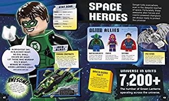 LEGO/® DC Comics Super Heroes The Awesome Guide