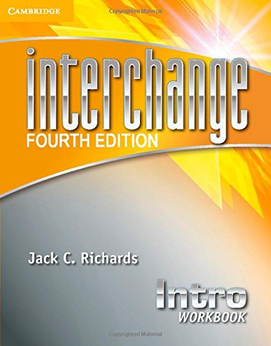 Interchange:Intro.Workbook