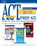 Act Success Prep Kit, Peterson's Guides Staff, 0768916089