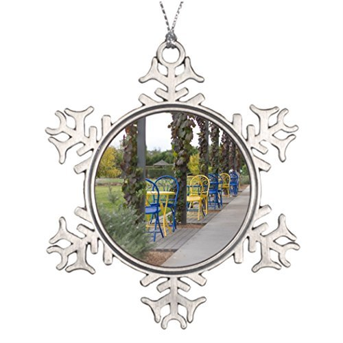EvelynDavid Ideas for Decorating Christmas Trees Have a Seat Western Snowflake Ornaments Tree Decor
