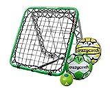 Crazy Catch Upstart DT Multisport - with 3 balls! (Netball/Football/Vision Ball) - 79x79cm