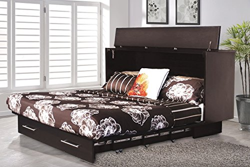 SDS Coffee Queen Cabinet Bed
