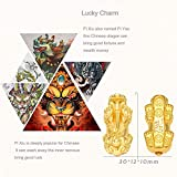 WAINIS 8Pcs 12mm Hand Carved Mantra Stone Bracelet