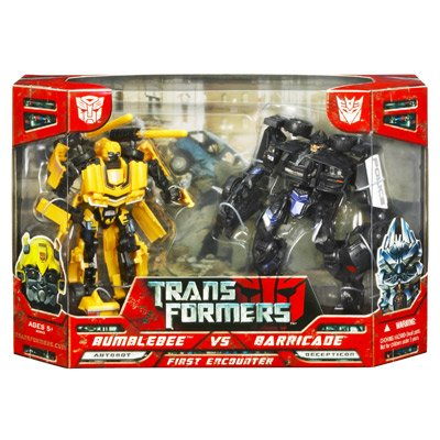 Autobot Blaster Costume (Transformers Movie Deluxe Bumblebee Vs Barricade Combo Set)