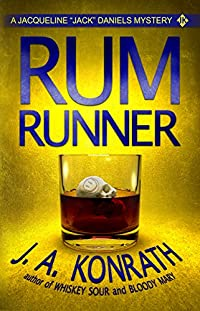 Rum Runner by J.A. Konrath ebook deal