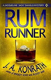 Rum Runner - A Thriller (Jacqueline