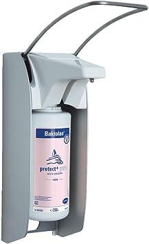 Desinfektionsmittelspender Set Eurospender Safety Plus Inkl 2x