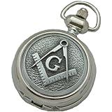 A E Williams 5842G Masonic ladies pendant/handbag watch