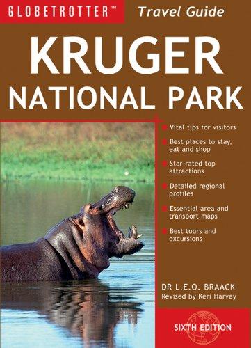 Read Online Kruger National Park Travel Pack, 6th (Globetrotter Travel Packs) PDF Text fb2 book