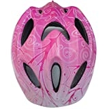 Koolee Bike Skating Helmet - Child Multi-Sport Helmet Safety Skate Cycling Cap (Pink)