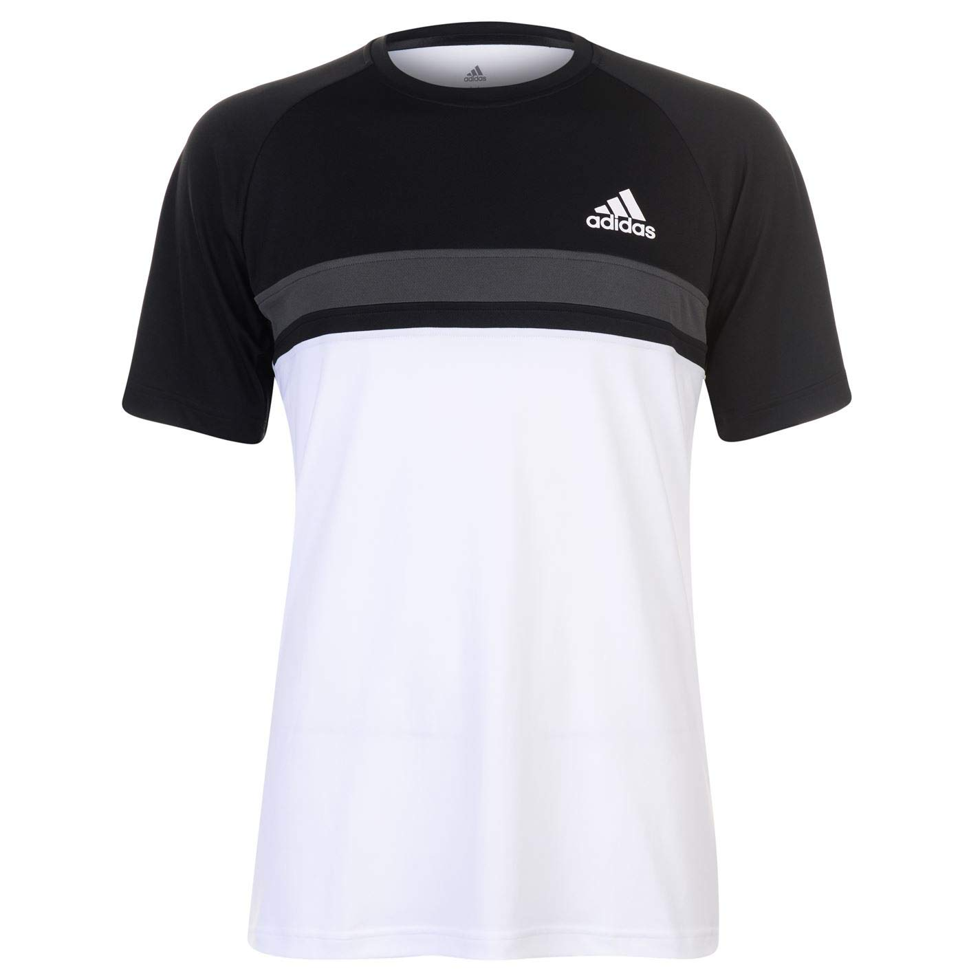 9f0590a757d adidas Men's Club T-Shirt, Men, CE1426: Amazon.co.uk: Clothing