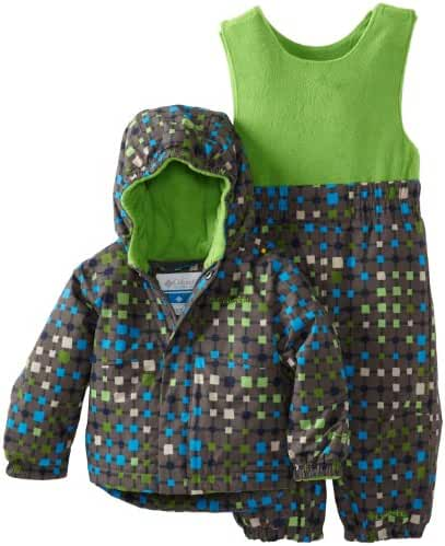 Columbia Baby Boys' Fresh Pow Set