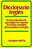 Diccionario Ingles, American Heritage Publishing Staff, 0395312558