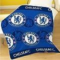Chelsea Fc Fleece Blanket