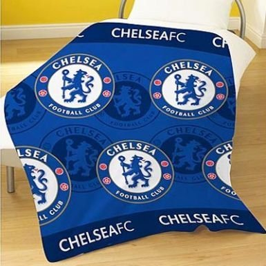 Chelsea Fc Fleece Blanket (Chelsea Fc Fleece Blanket)