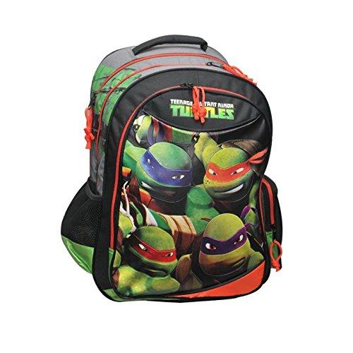 Tortuga Ninja-Mochila 43 CM, diseño de tortuga Ninja mutante ...
