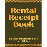 Rent Receipt Book