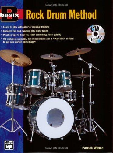 By Wilson Basix Rock Drum Method (Basix Series) (Pap/Com) [Paperback] ()