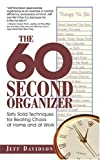 The 60-Second Organizer, Jeffrey P. Davidson, 1593371055