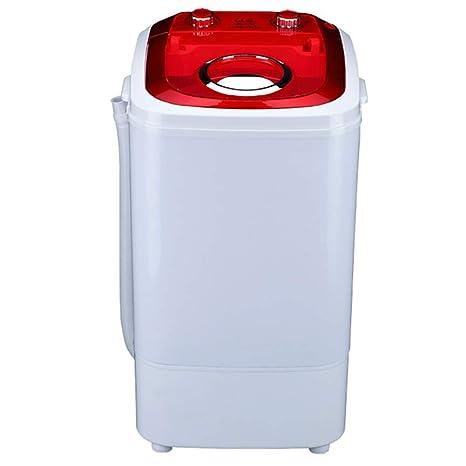 MU Lavadora doméstica Mini portátil de un Solo Cilindro, Capacidad ...