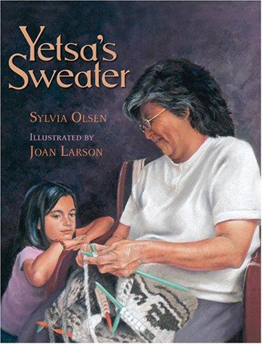 Yetsa's Sweater (Salish Indian Sweaters)