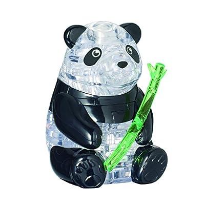 Original 3D Crystal Puzzle - Panda: Toys & Games