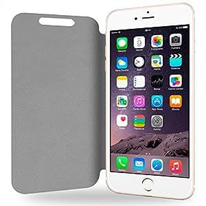 Weed Hierba Collection Pattern Funda de Cuero para Iphone 6s Flip Case Cover (Estuche) - FUNDA SOPORTE / PU Cuero - Accesorios Case Industry Smart Magnet