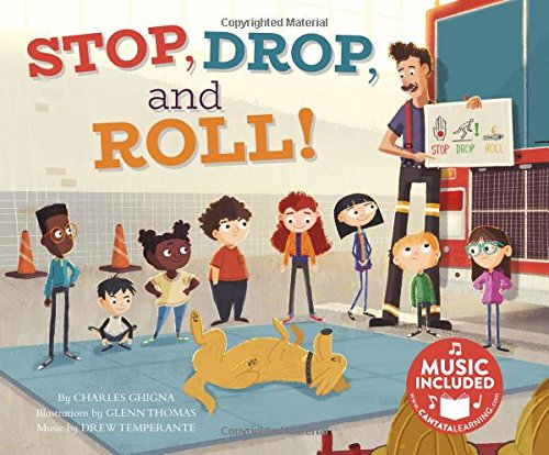 Read Online Stop, Drop, and Roll! (Fire Safety) ebook