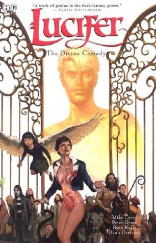 Download Lucifer Vol. 4: The Divine Comedy pdf epub