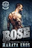 Rose (Road Kill MC #3): A Dark Alpha Motorcycle Club Romance