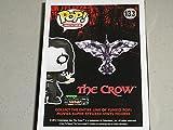 JAMES O'BARR Signed The Crow Funko Pop Figure
