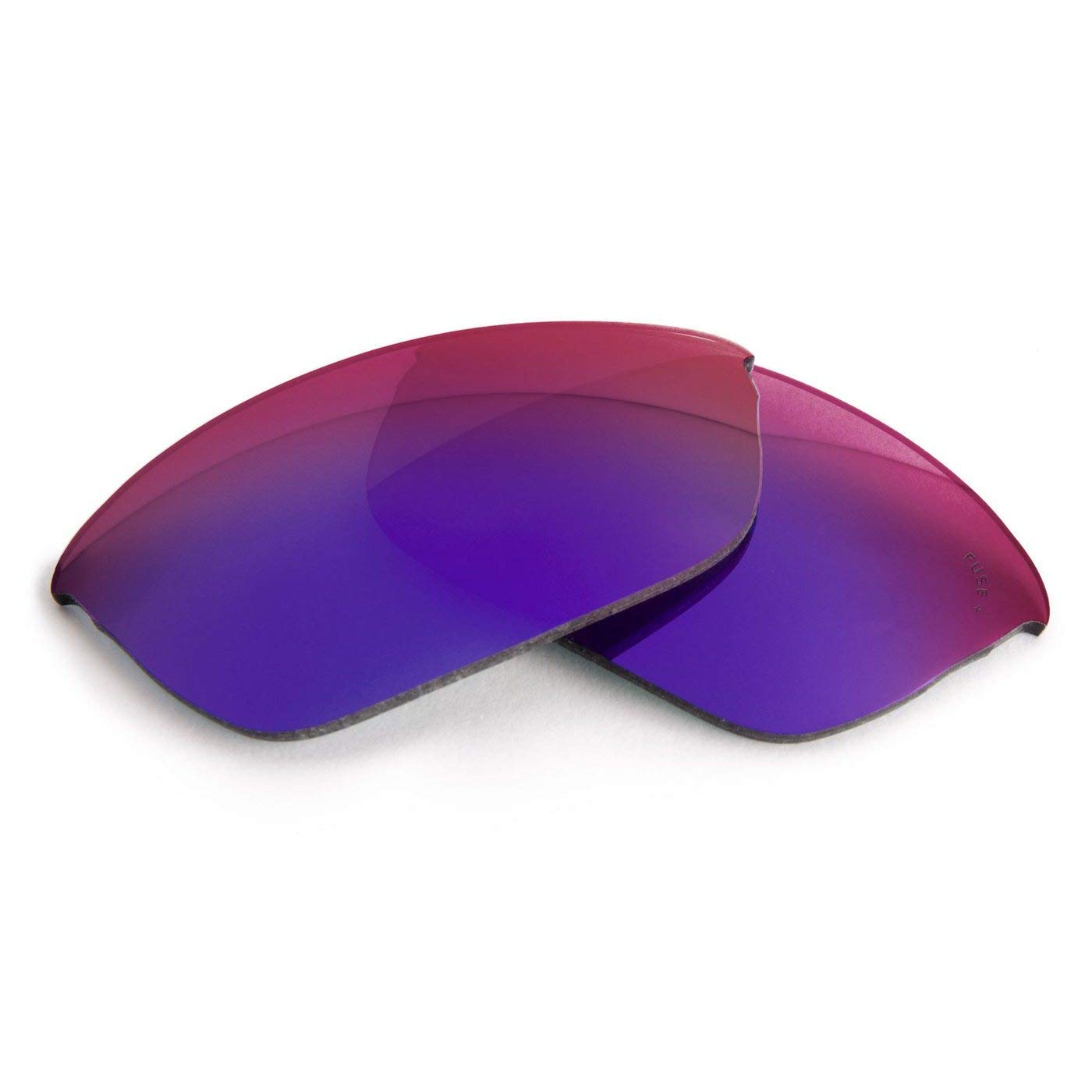 a28eb084d2 Amazon.com  Fuse Lenses for Oakley Flak 2.0 (Asian Fit) 009271  Clothing
