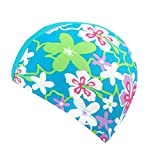 Kids Swimming Cap Children Swim Hat for Hair Care and Ear Protection Breathable