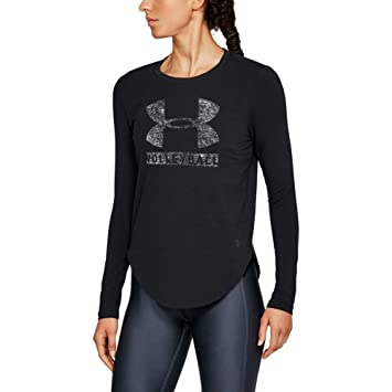 Under Armour Womens Exploded Wordmark Muscle