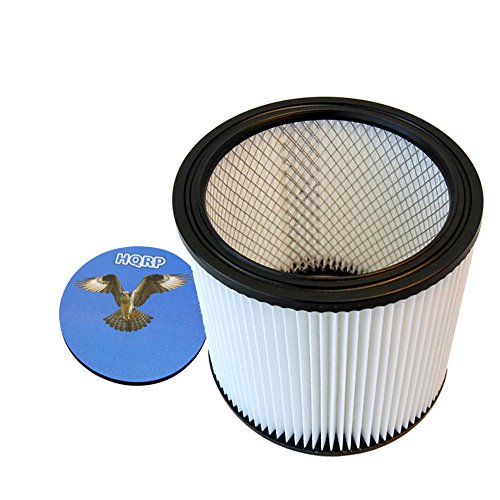 - HQRP HEPA Cartridge Filter fits Shop-Vac 610-50-10/6105010 Vac Industrial Series Coaster
