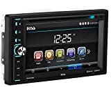 Boss Audio Systems BV9358B Bluetooth, In-Dash, Double-Din, DVD/MP3/CD, AM/FM Receiver