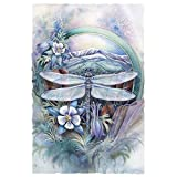 ZOOYA DIY Diamond Painting Dragonfly Resin Pasted Cross Stitch for Home Decoration A124