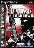 Tom Clancy's Rainbow Six Lockdown - PlayStation 2