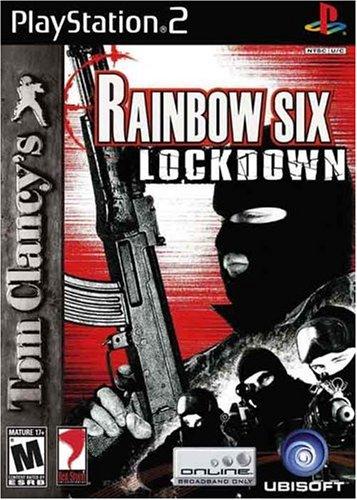 Tom Clancy's Rainbow Six Lockdown - PlayStation