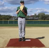 ProMounds ''Minor League Style'' Pitching Game Mound - Green Turf