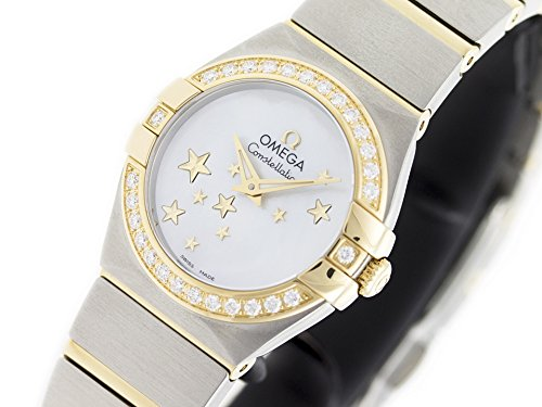 Omega Constellation swiss-quartz womens Watch 123.25.24.60.05.001 (Certified Pre-owned)