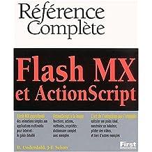 Flash mx et actionscript