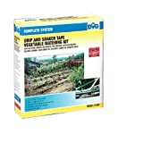 Dig ST100AS Drip & Soaker Tape Vegetable Watering Kit