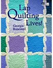 B376 - LAP QUILTING LIVES!-OP