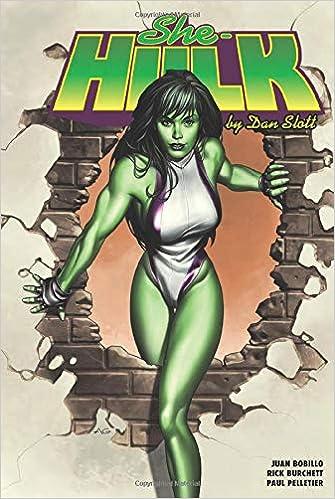 She-Hulk by Dan Slott Omnibus: Amazon.co.uk: Dan Slott, Ty ...
