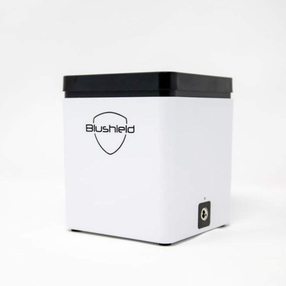 Blushield Cube (Authentic Blueshield Tesla Gold Technology) Large Area Model