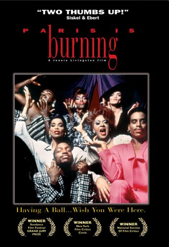 Paris Is Burning - Finch Jennie Dvd
