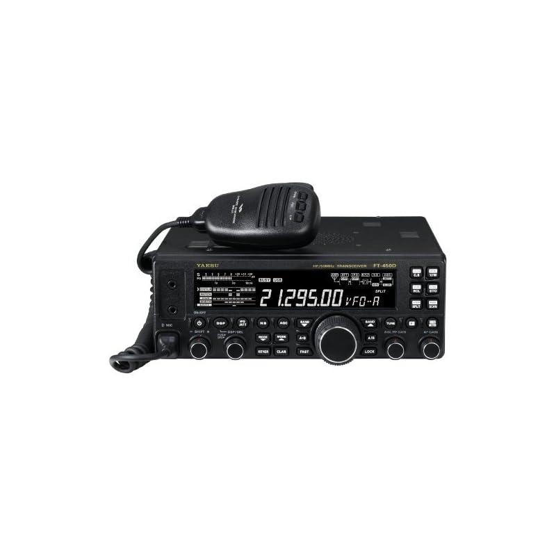 Yaesu Original FT-450D HF/50MHz Compact