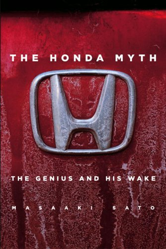 Price comparison product image The Honda Myth: The Genius and His Wake