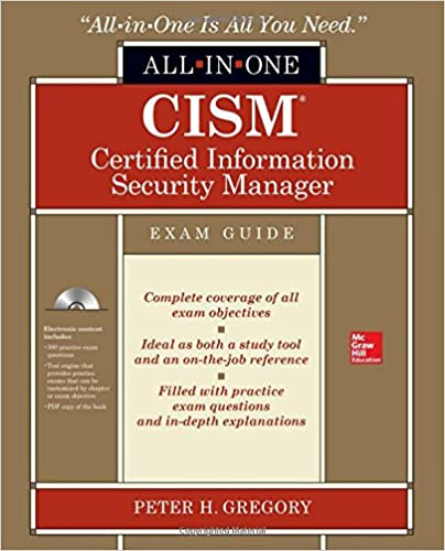 Certified Information Security Manager CISM Latest Exams Online Course
